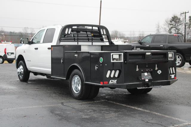 2021 Ram 3500 Crew Cab DRW 4x4, CM Truck Beds TM Model Platform Body #D215153 - photo 4
