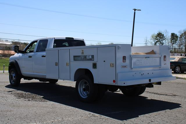 2021 Ram 4500 Crew Cab DRW 4x4, Reading SL Service Body #D215191 - photo 4