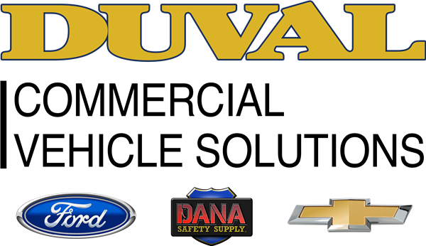 Duval Commercial Vehicle Solutions logo