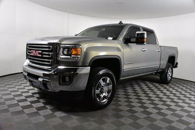 2017 GMC Sierra 2500 Crew Cab 4x4, Pickup #D100662A - photo 1