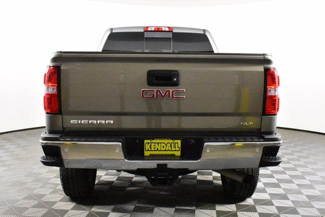 2017 GMC Sierra 2500 Crew Cab 4x4, Pickup #D100662A - photo 8