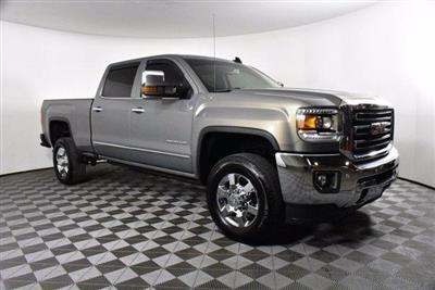 2017 GMC Sierra 2500 Crew Cab 4x4, Pickup #D100662A - photo 4