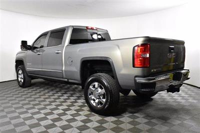 2017 GMC Sierra 2500 Crew Cab 4x4, Pickup #D100662A - photo 2
