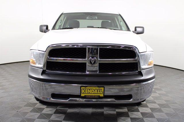 2012 Ram 1500 Quad Cab 4x4, Pickup #D101105A - photo 2