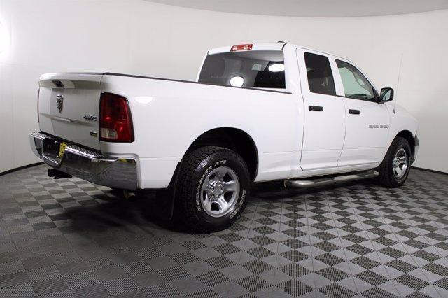 2012 Ram 1500 Quad Cab 4x4, Pickup #D101105A - photo 5