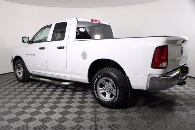 2012 Ram 1500 Quad Cab 4x4, Pickup #D101105A - photo 7