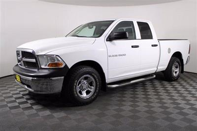 2012 Ram 1500 Quad Cab 4x4, Pickup #D101105A - photo 1