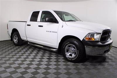 2012 Ram 1500 Quad Cab 4x4, Pickup #D101105A - photo 3