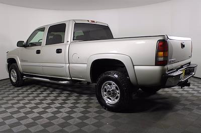 2005 GMC Sierra 2500 Crew Cab 4x4, Pickup #D110258C - photo 6