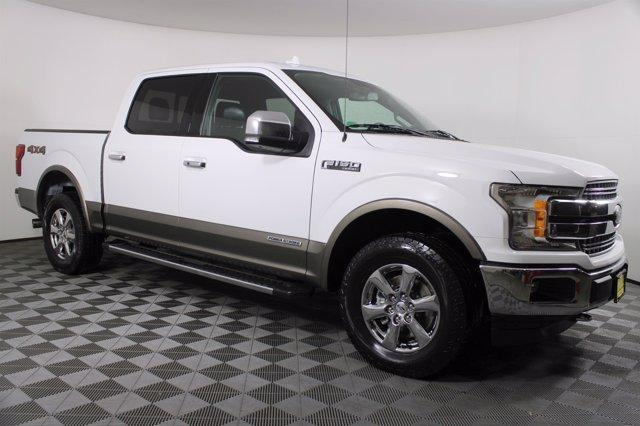 2018 Ford F-150 SuperCrew Cab 4x4, Pickup #D110417A - photo 2
