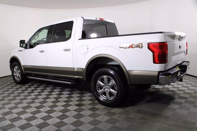2018 Ford F-150 SuperCrew Cab 4x4, Pickup #D110417A - photo 7