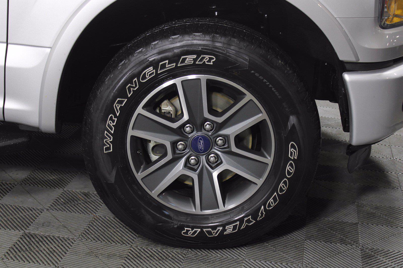 2016 Ford F-150 SuperCrew Cab 4x4, Pickup #D110467A - photo 12