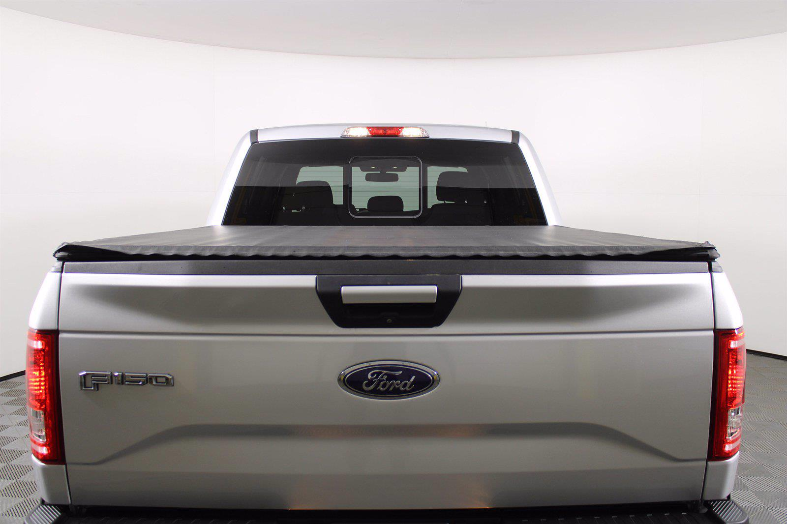 2016 Ford F-150 SuperCrew Cab 4x4, Pickup #D110467A - photo 3