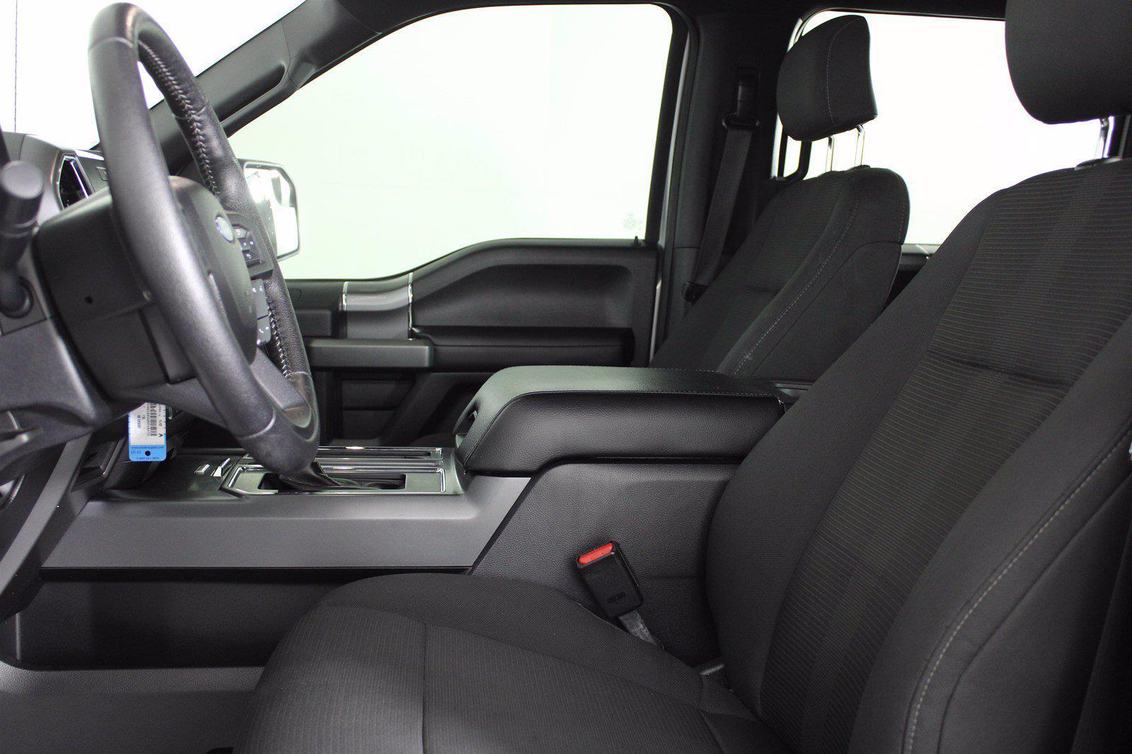 2016 Ford F-150 SuperCrew Cab 4x4, Pickup #D110467A - photo 7