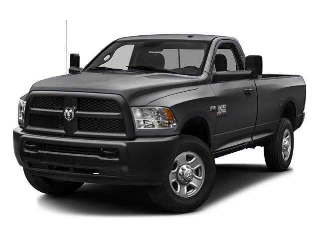 2016 Ram 3500 Regular Cab 4x4, Pickup #D110638A - photo 1