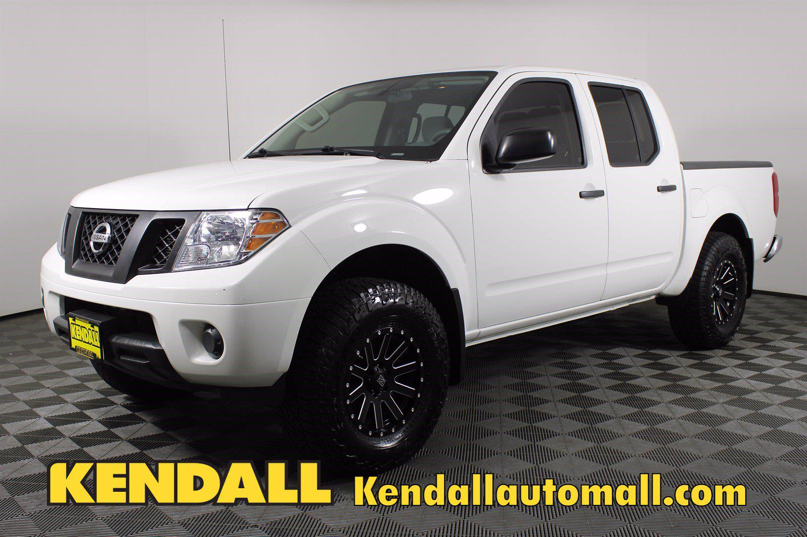 2019 Frontier Crew Cab 4x4,  Pickup #D110697A - photo 1