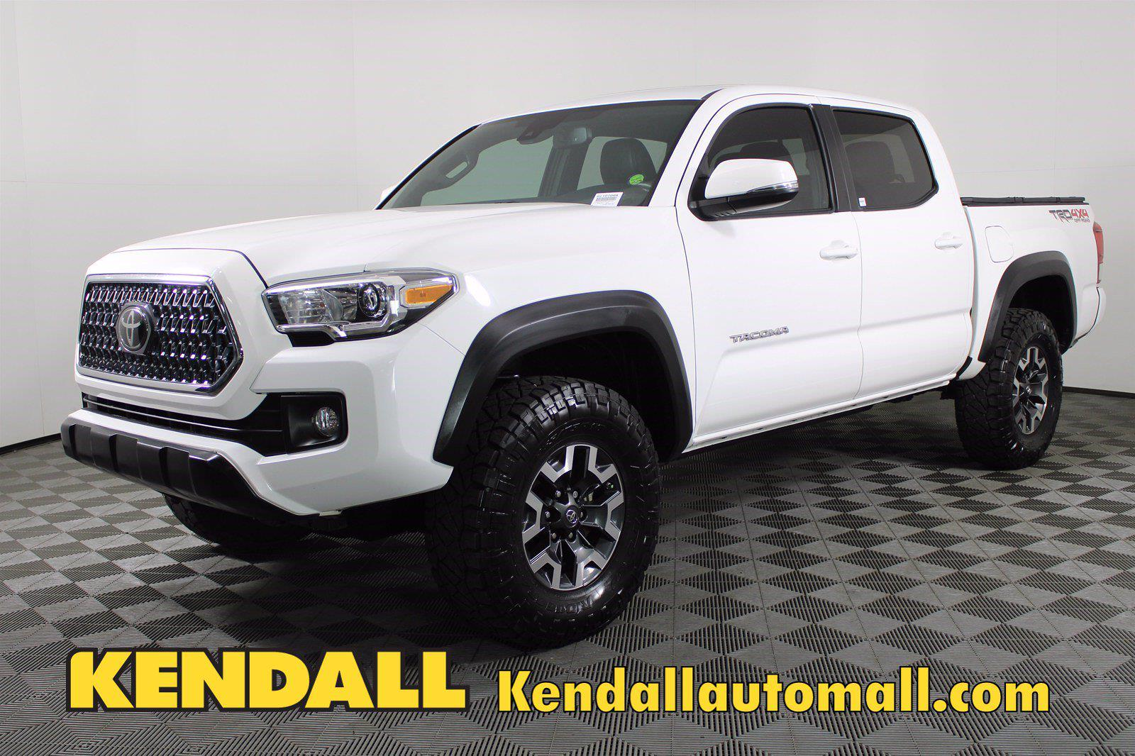 2019 Toyota Tacoma Double Cab 4x4, Pickup #D110706A - photo 9