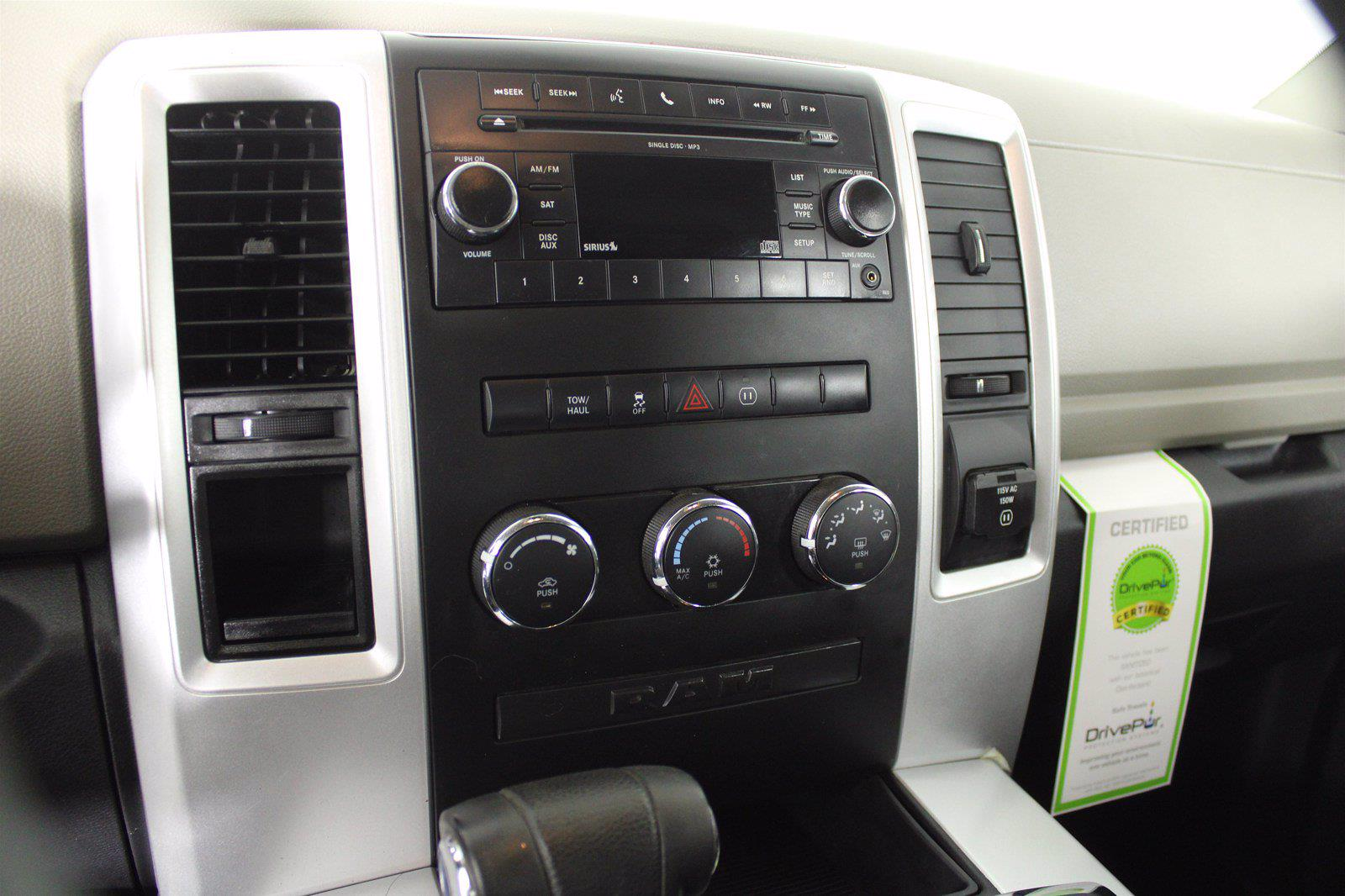 2010 Ram 1500 Crew Cab 4x2, Pickup #D110856A - photo 11