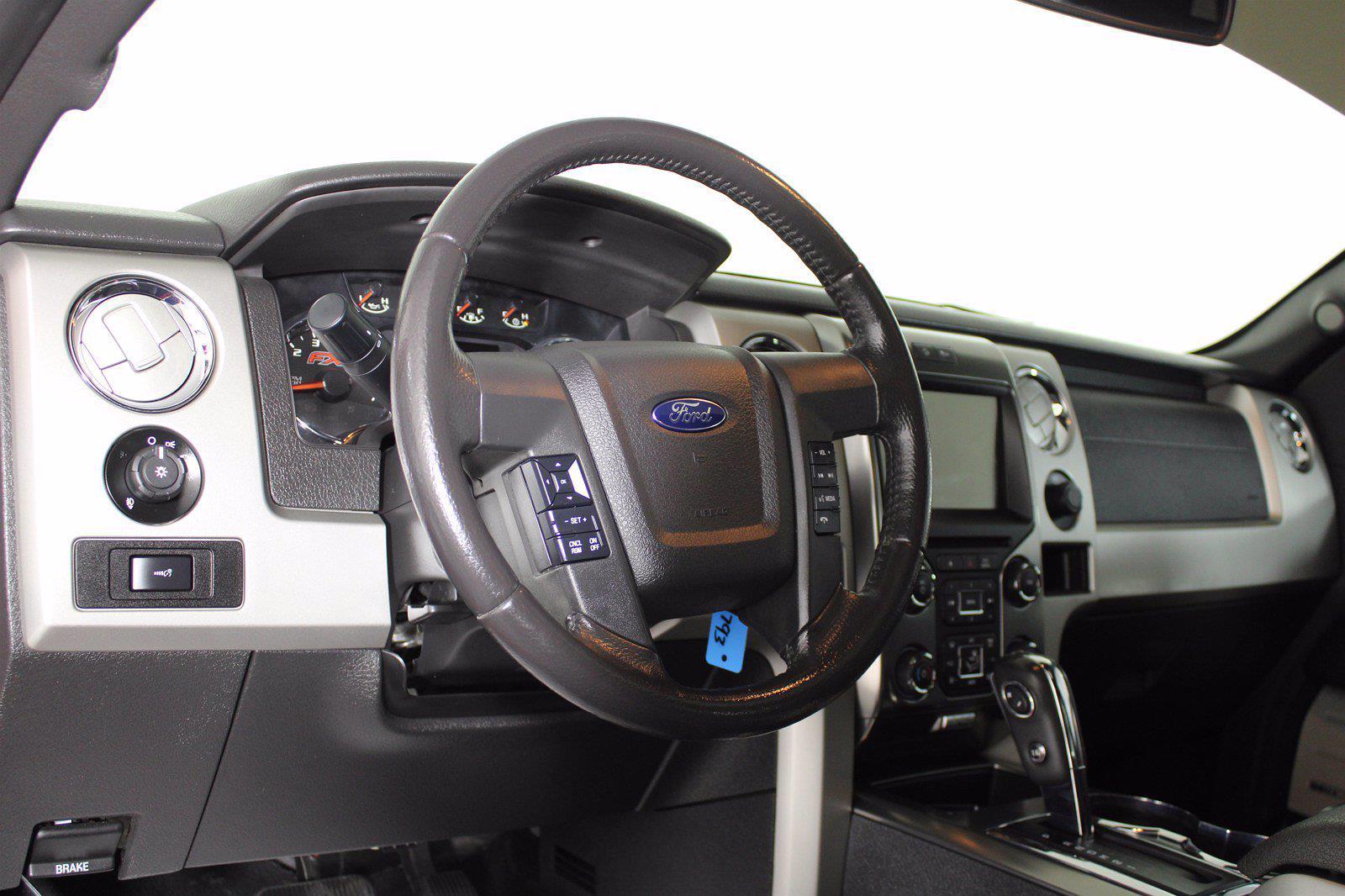 2014 F-150 SuperCrew Cab 4x4,  Pickup #D111165A - photo 12