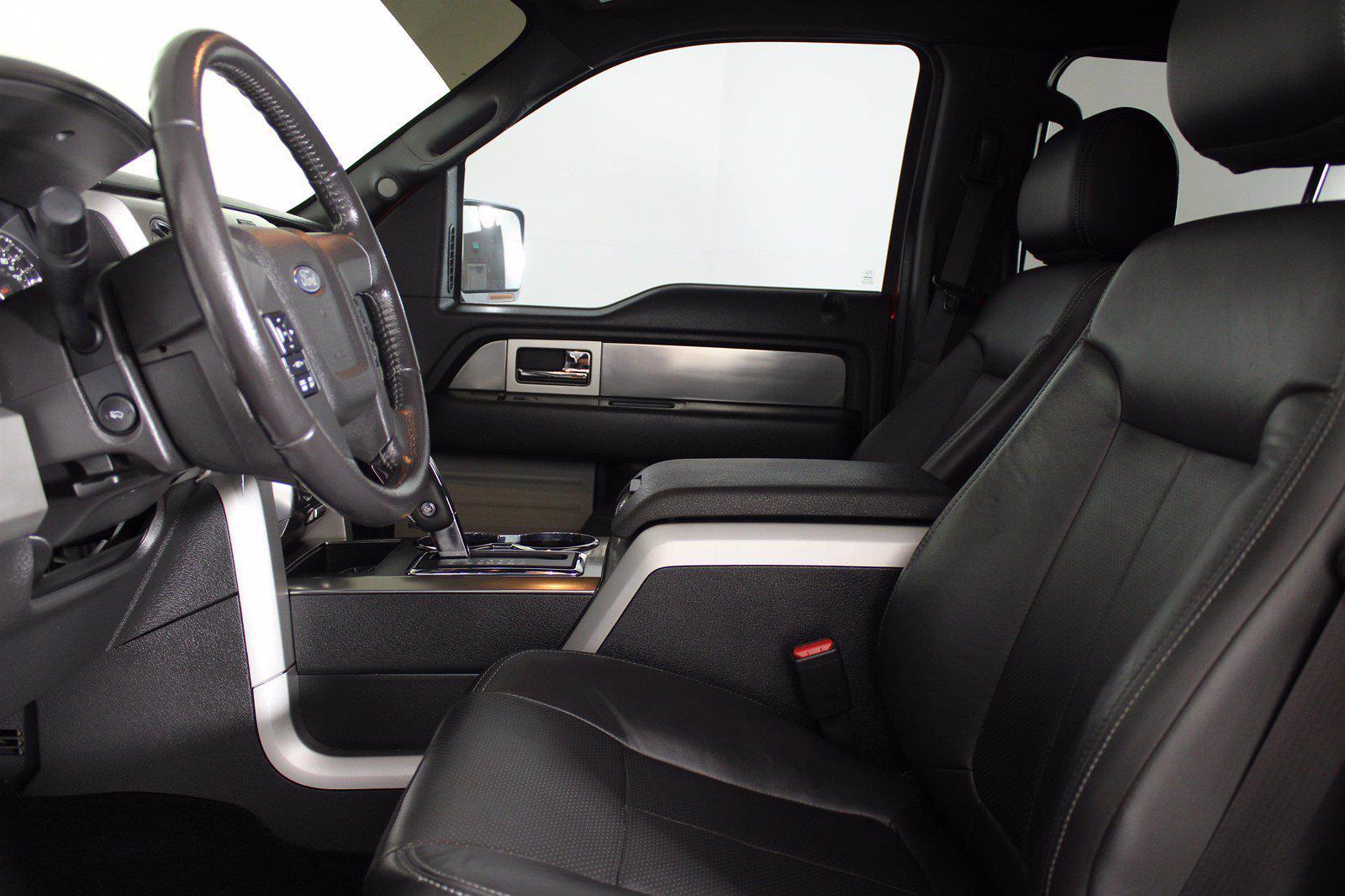 2014 F-150 SuperCrew Cab 4x4,  Pickup #D111165A - photo 25