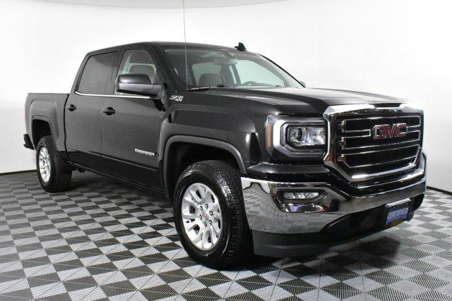 2018 Sierra 1500 Crew Cab 4x4,  Pickup #D190927A - photo 3