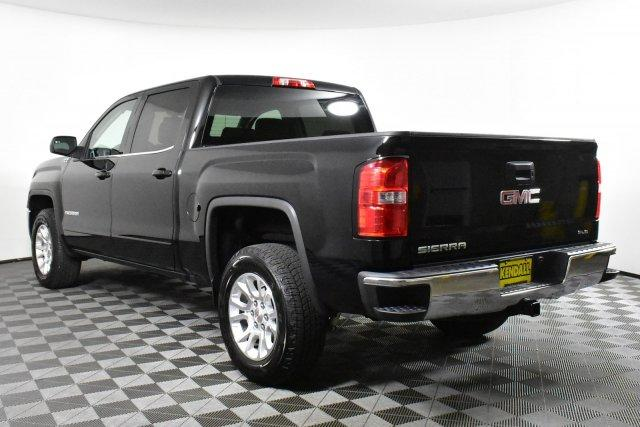 2018 Sierra 1500 Crew Cab 4x4,  Pickup #D190927A - photo 8