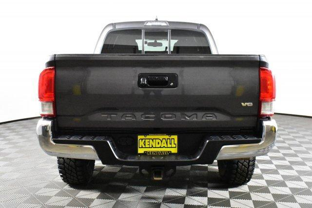 2016 Tacoma Double Cab 4x4, Pickup #D191338A - photo 7