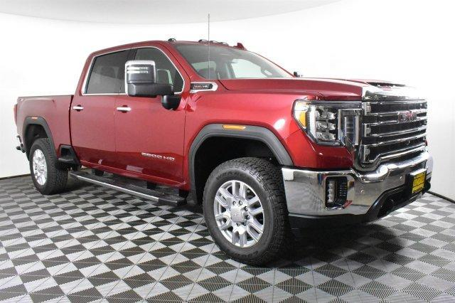 2020 Sierra 2500 Crew Cab 4x4,  Pickup #D400020 - photo 4