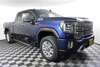 2020 Sierra 2500 Crew Cab 4x4, Pickup #D400116 - photo 4