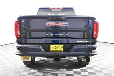 2020 Sierra 2500 Crew Cab 4x4, Pickup #D400116 - photo 8