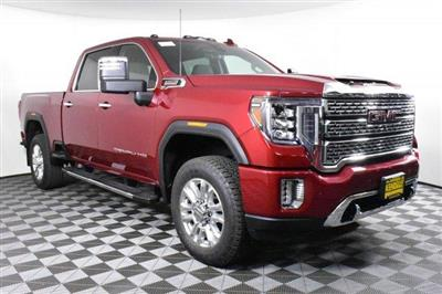 2020 Sierra 2500 Crew Cab 4x4,  Pickup #D400135 - photo 3