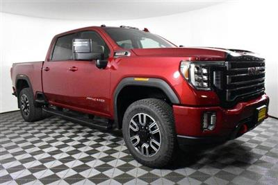 2020 Sierra 2500 Crew Cab 4x4, Pickup #D400145 - photo 3