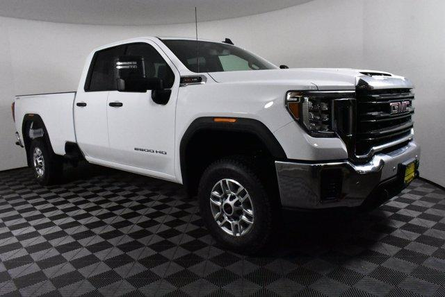 2020 GMC Sierra 2500 Double Cab 4x4, Pickup #D400176 - photo 4