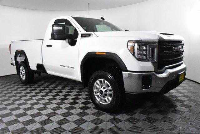 2020 GMC Sierra 2500 Regular Cab 4x4, Pickup #D400191 - photo 4