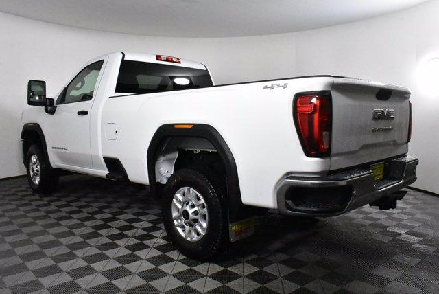2020 GMC Sierra 2500 Regular Cab 4x4, Pickup #D400191 - photo 2