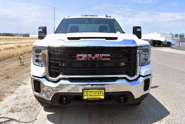 2020 GMC Sierra 3500 Regular Cab 4x4, Cab Chassis #D400196 - photo 3