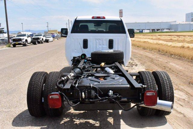 2020 GMC Sierra 3500 Regular Cab 4x4, Cab Chassis #D400196 - photo 1