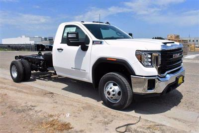 2020 GMC Sierra 3500 Regular Cab 4x4, Cab Chassis #D400196 - photo 4
