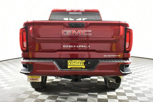 2020 Sierra 2500 Crew Cab 4x4, Pickup #D400238 - photo 8