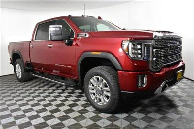 2020 Sierra 2500 Crew Cab 4x4, Pickup #D400238 - photo 4