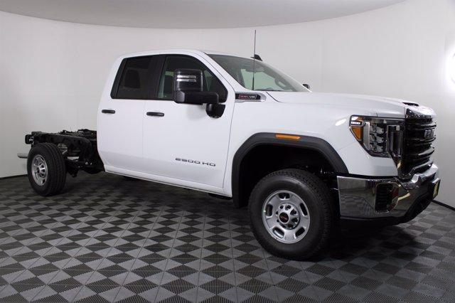 2020 GMC Sierra 2500 Double Cab 4x4, Cab Chassis #D400240 - photo 3