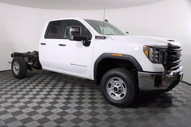 2020 GMC Sierra 2500 Double Cab 4x4, Cab Chassis #D400241 - photo 4