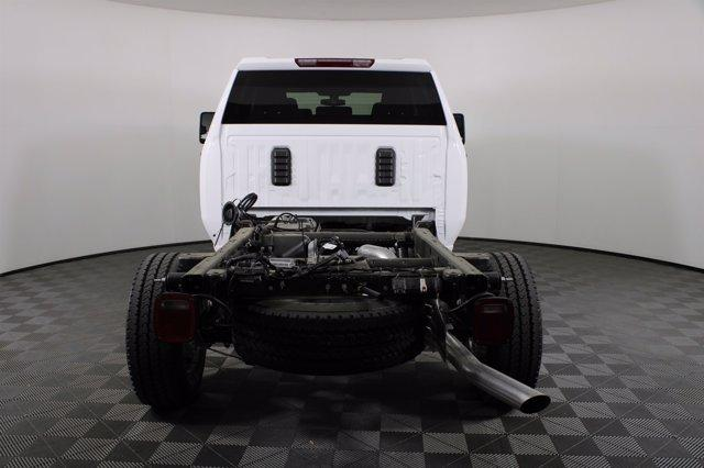 2020 GMC Sierra 2500 Double Cab 4x4, Cab Chassis #D400241 - photo 1