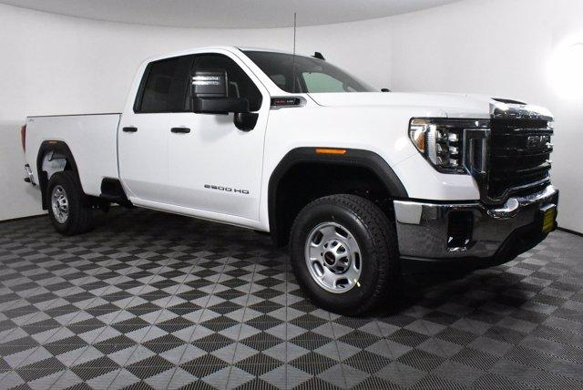 2020 Sierra 2500 Double Cab 4x4, Pickup #D400256 - photo 3