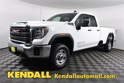 2020 GMC Sierra 2500 Double Cab 4x4, Pickup #D400256 - photo 1