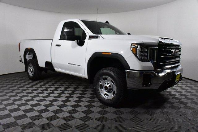 2020 GMC Sierra 2500 Regular Cab RWD, Pickup #D400259 - photo 3