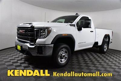 2020 GMC Sierra 2500 Regular Cab RWD, Pickup #D400259 - photo 1