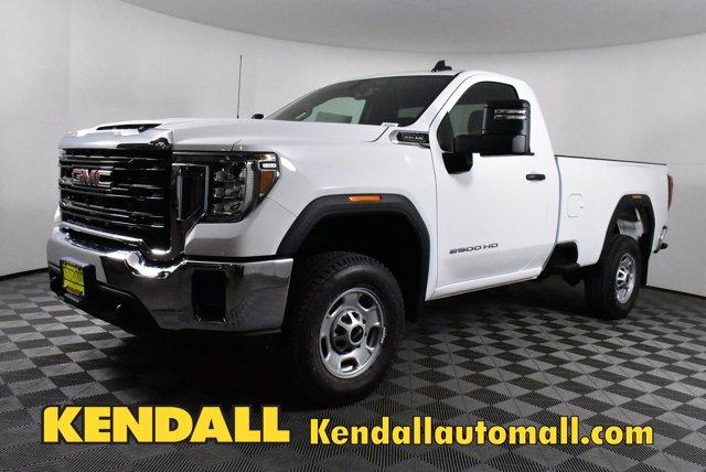 2020 GMC Sierra 2500 Regular Cab RWD, Pickup #D400261 - photo 1
