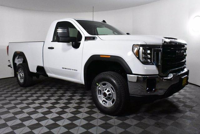 2020 GMC Sierra 2500 Regular Cab RWD, Pickup #D400261 - photo 4