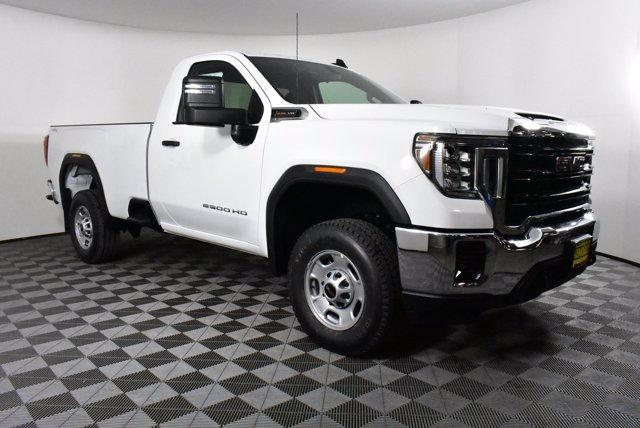 2020 GMC Sierra 2500 Regular Cab 4x4, Pickup #D400264 - photo 4